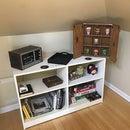 Scrap Plywood Bookshelf