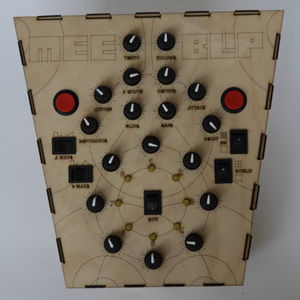 Designing and Building an Synthesizer With Meeblip and Arduino, Added Videos!