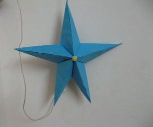 How to Make a Christmas Star
