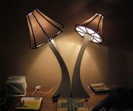 Concrete Lamps