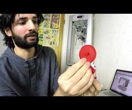 3D Printed Actual Speaker