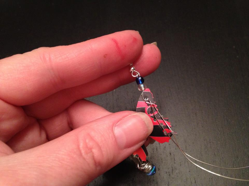 Picture of Attach the Earring Hook