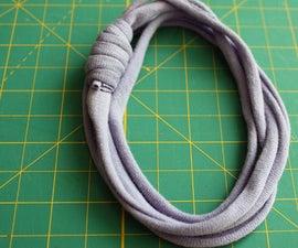 Recycled T-shirt Bracelet