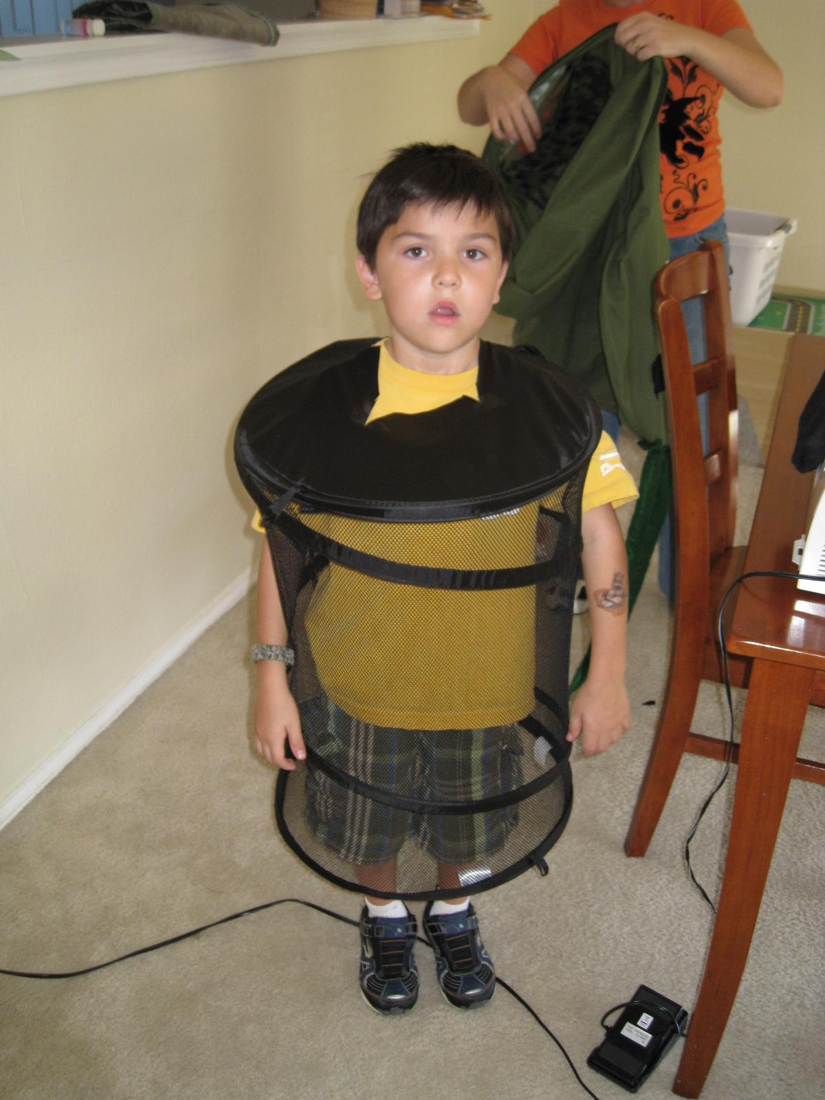 Picture of Plankton (Spongebob) Costume