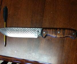 Farrier's Rasp Knife
