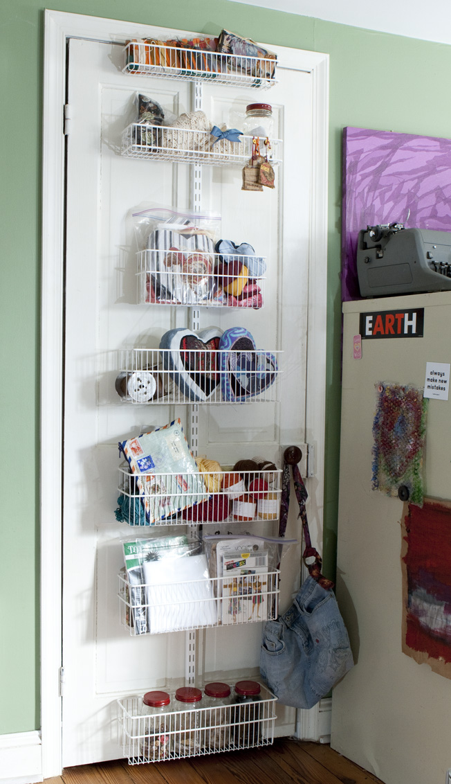 Picture of Closet Sewing Space