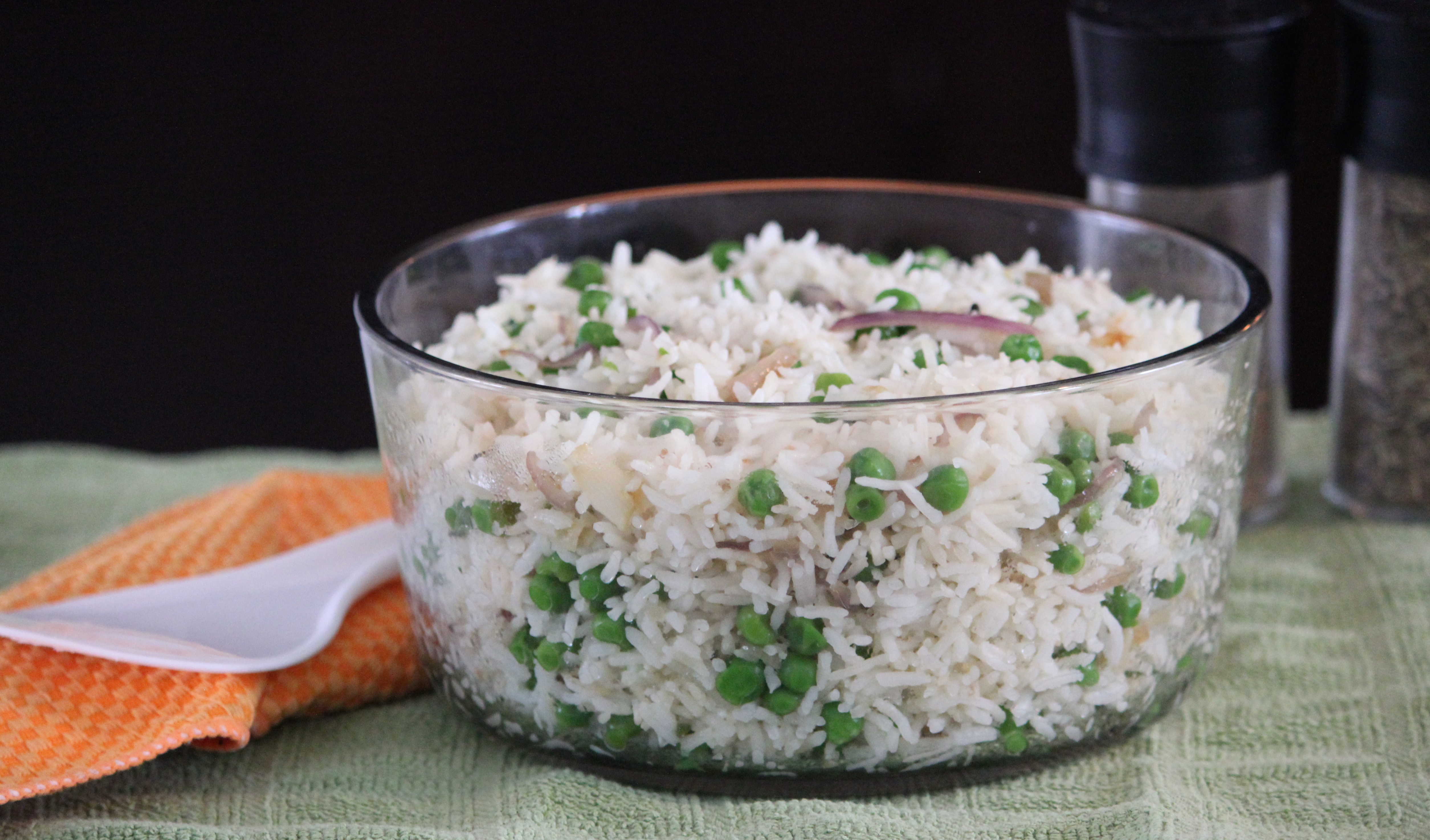 Picture of Easy Peasy Rice