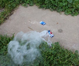 DIY Smoke Bomb