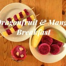 Dragonfruit & Mango Breakfast