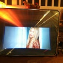 Makeshift Emergency Flat Screen Tv
