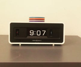 Awful to Awesome: Replace a Mechanical Alarm Sound