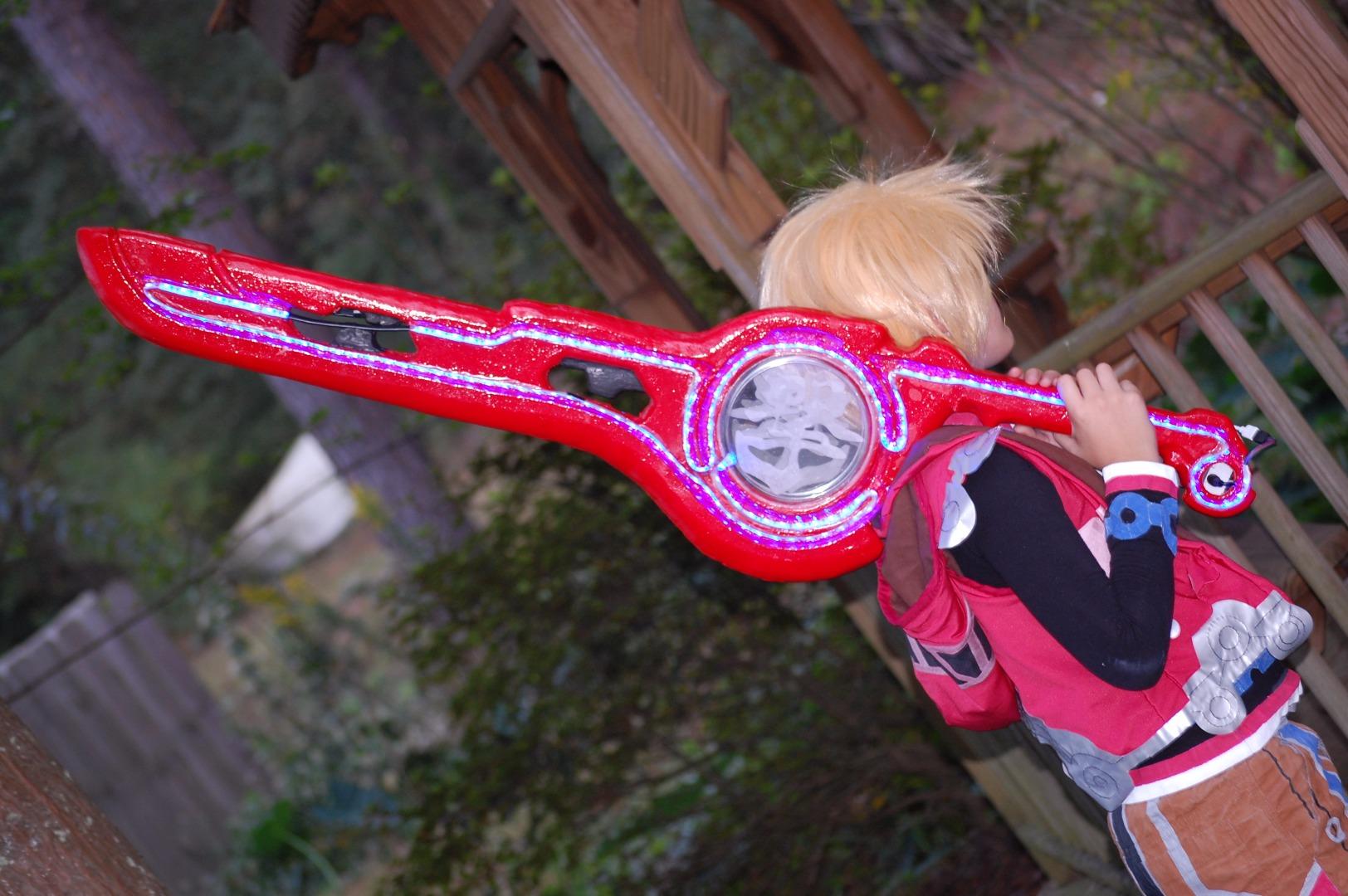 Picture of The Monado: Shulk's Sword