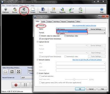 5.8G UVC OTG 150CH Channel FPV Receiver With PC