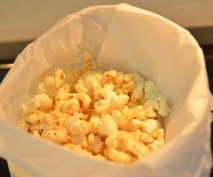 Better Microwave Popcorn