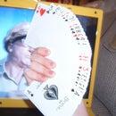 One Handed Card Fan