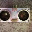 Ultrasonic Ping with Arduino (Basic)