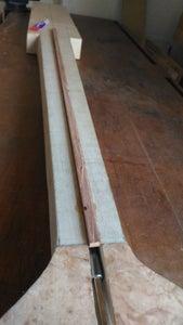 Install the Truss Rod