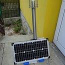 PV Solar Tracker with ESP8266