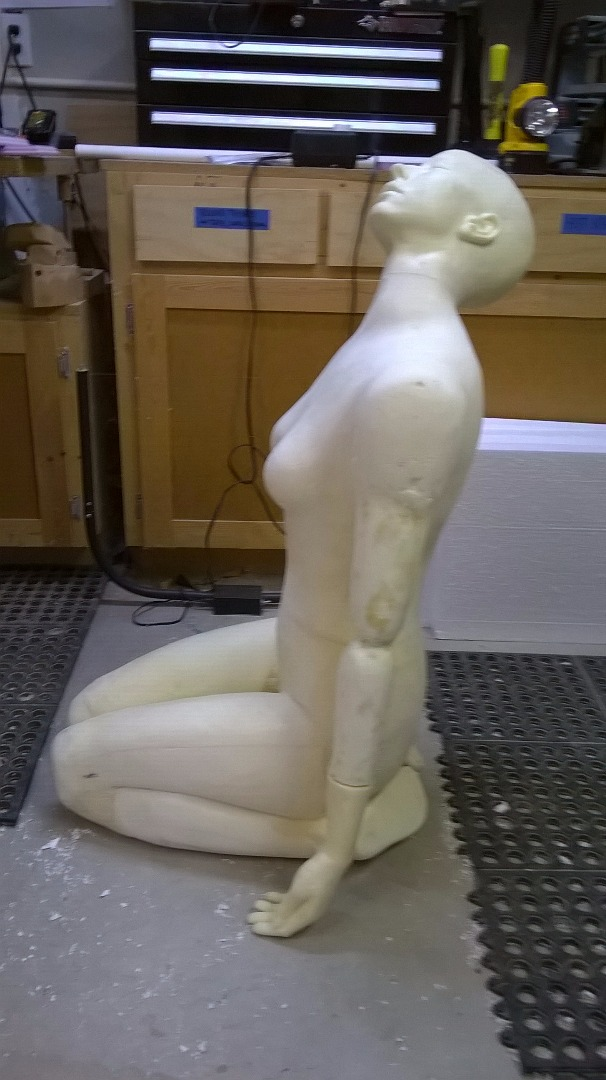 Picture of Female Body Form