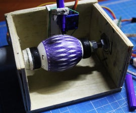 Cheap and Simple Arduino Eggbot