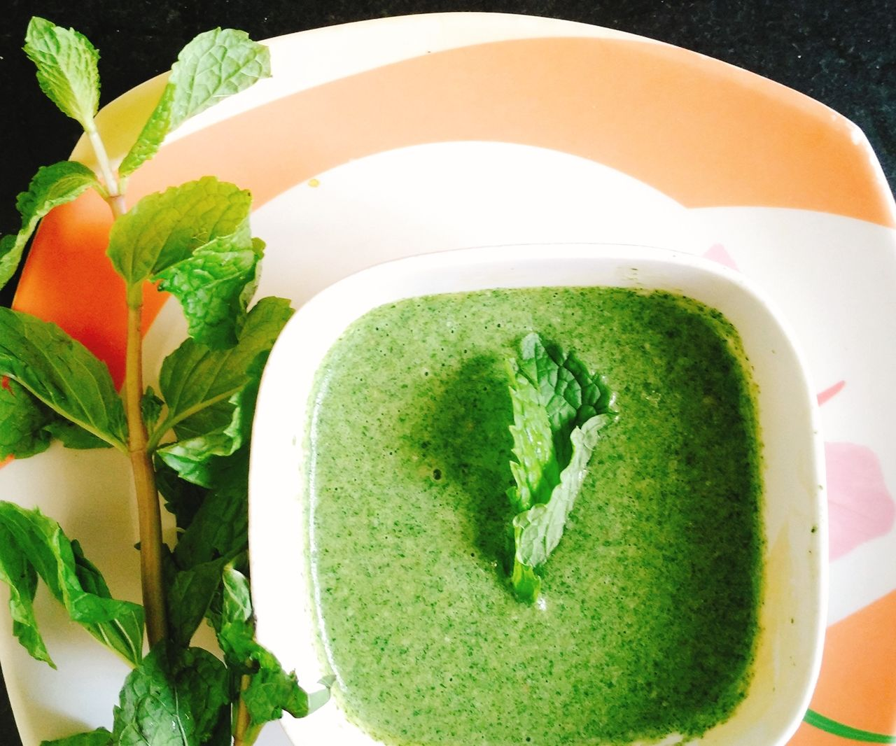 Picture of How to Make Green Chutney: