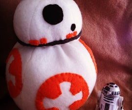 Huggable BB-8
