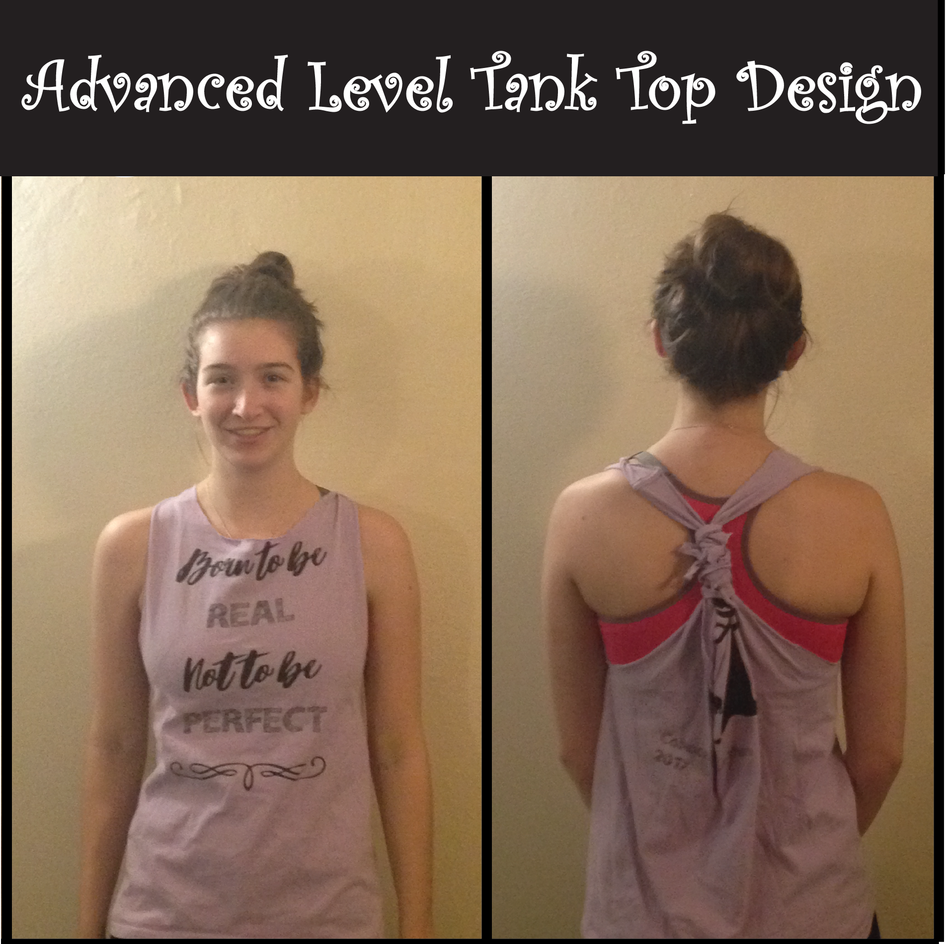 Picture of Advanced Tank-Top Design