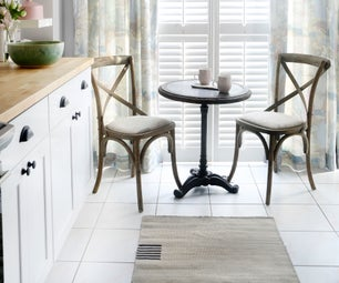 Got Chipped Floor Tile? Try This Fix!