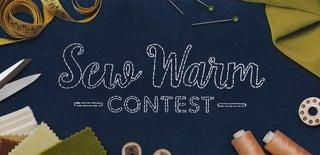 Sew Warm Contest 2018