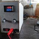 DIY Lab Bench Power Supply From Scratch