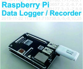 Raspberry Pi - Data Logging