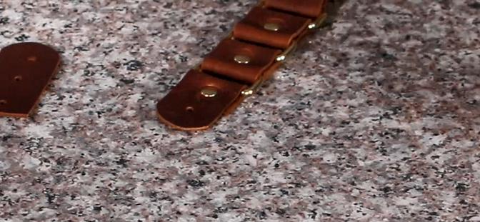 Picture of Rivet Tabs to Bracelet
