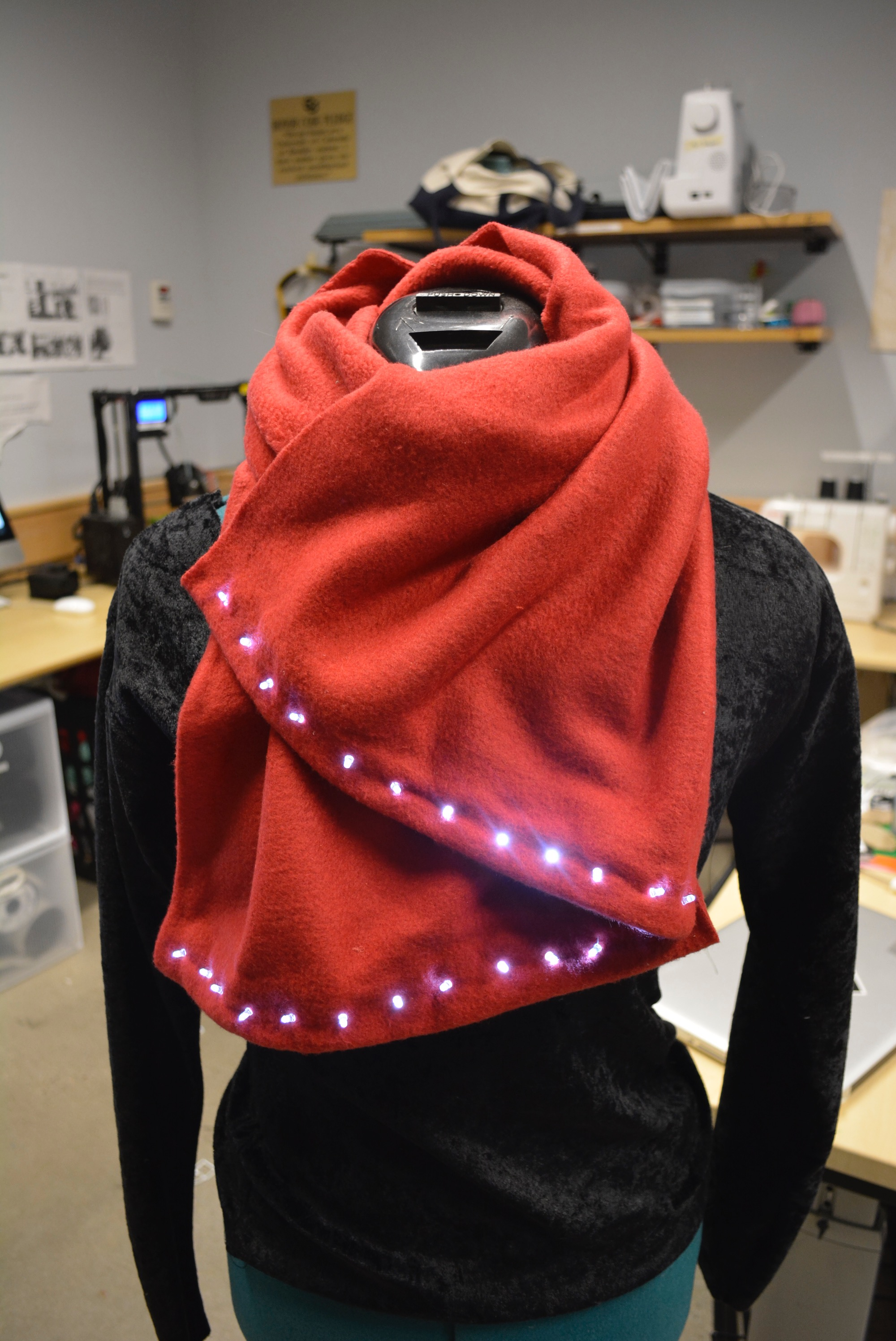 Picture of Light Up Scarf