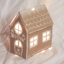 Paper Gingerbread Moodlight