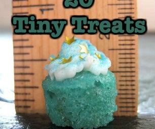 20 Tiny Treats