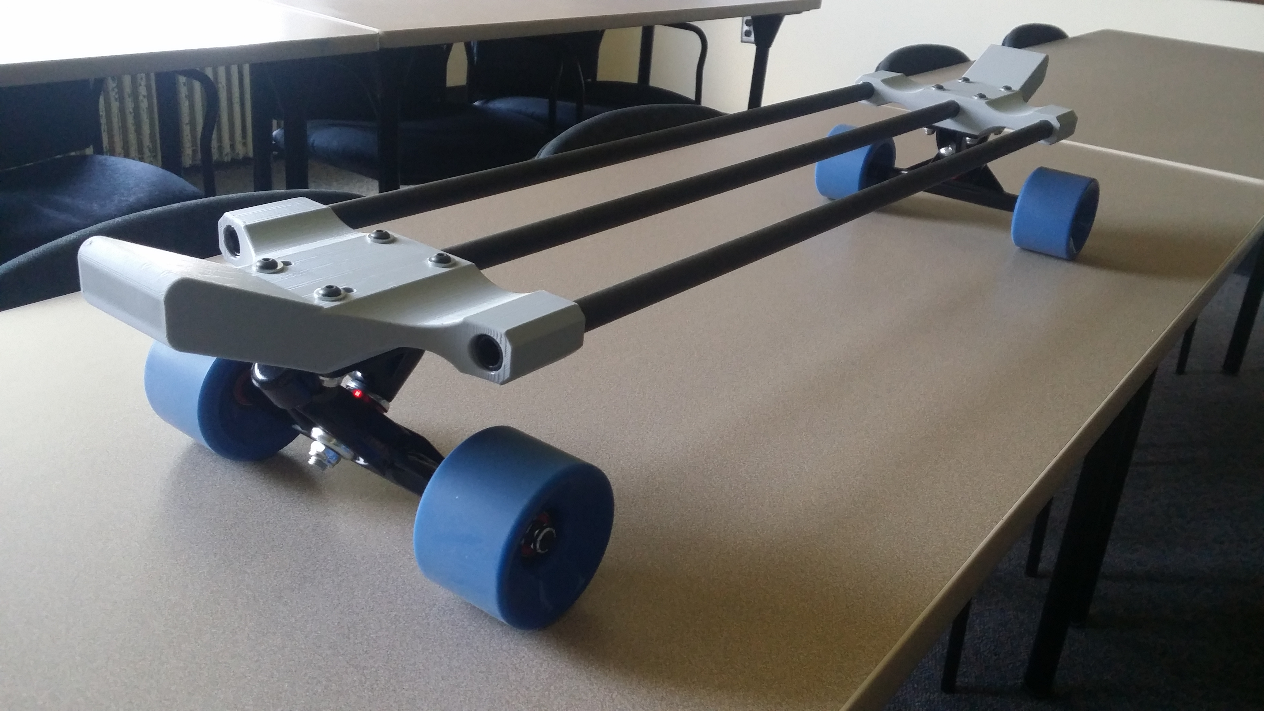 Picture of How to Design a Skateboard Frame Using Science
