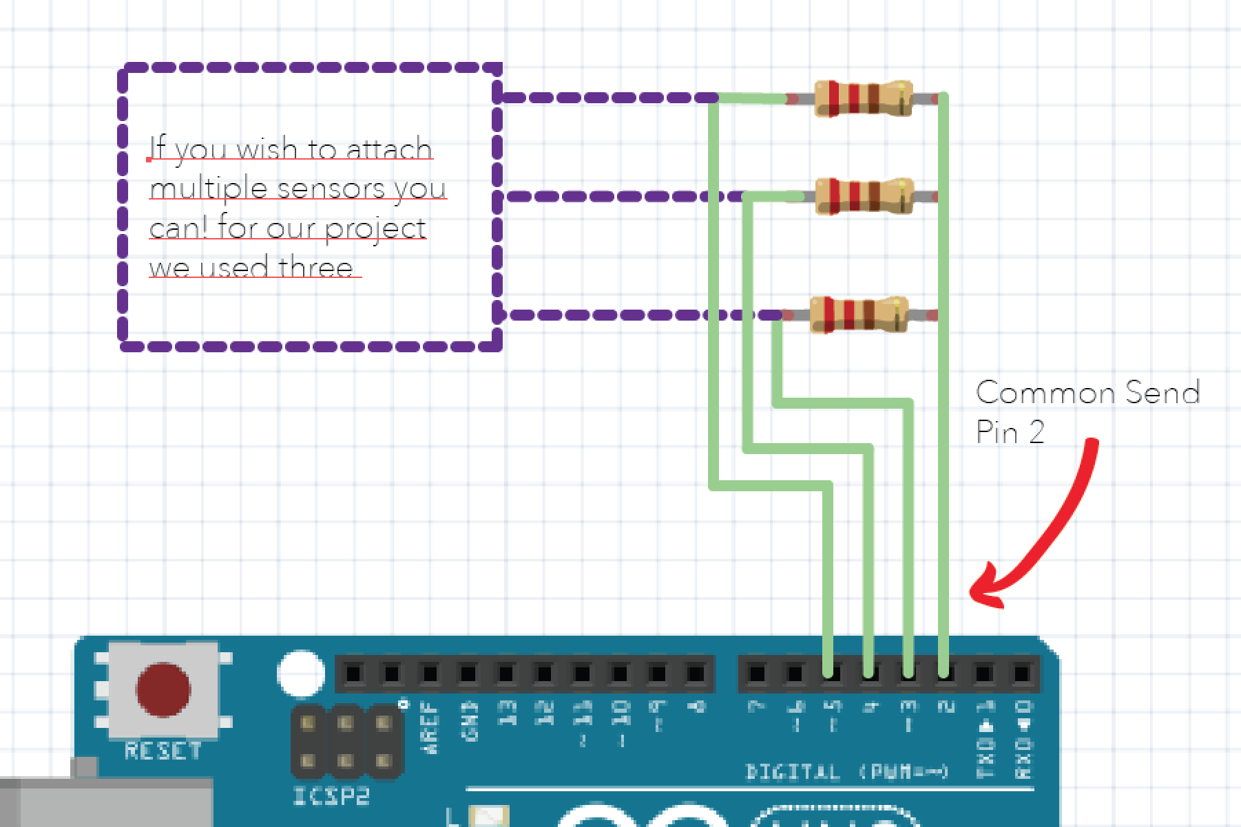 Picture of Capsense With the Arduino