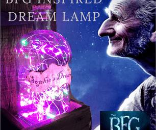 BFG INSPIRED SOPHIE'S DREAM LAMP