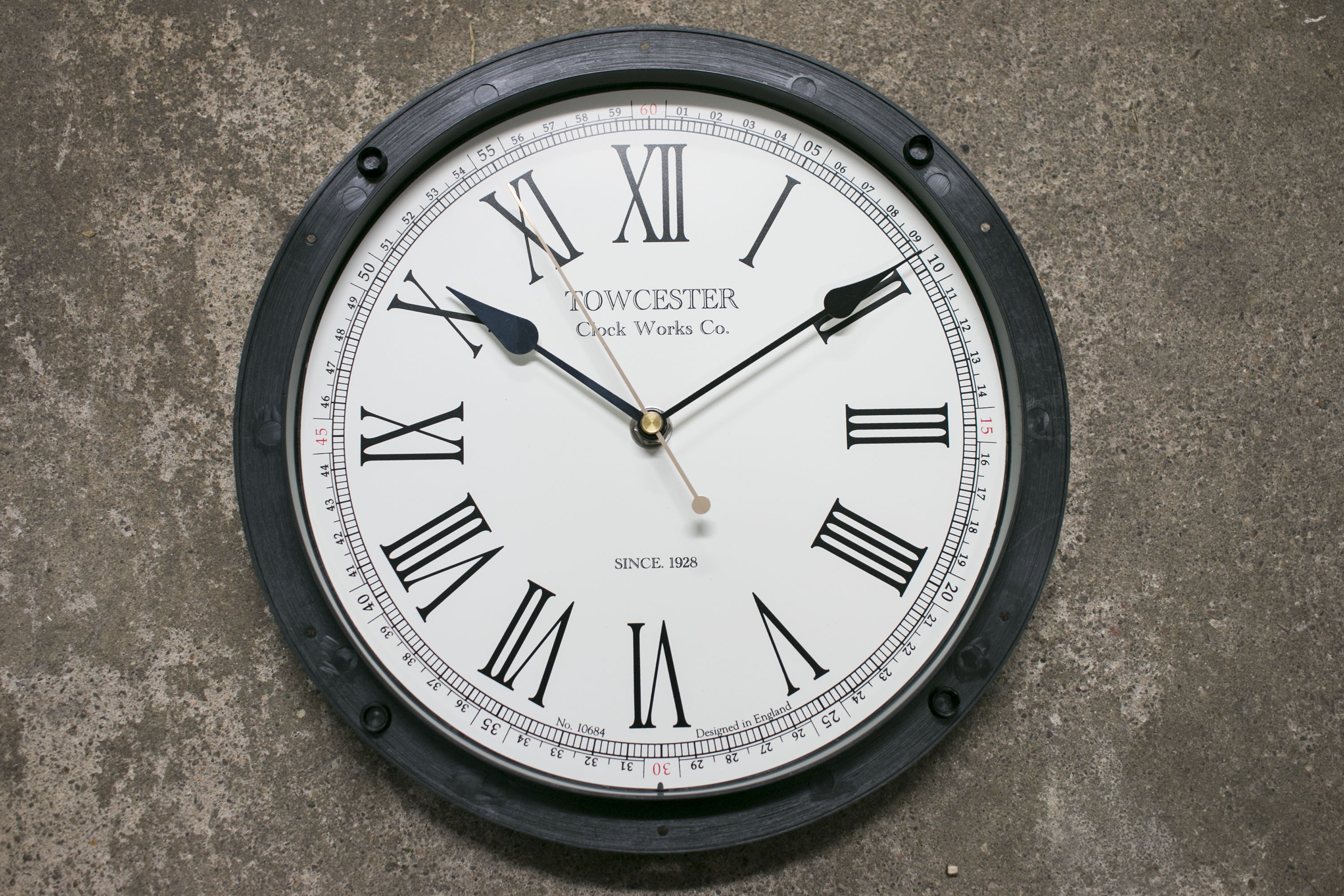 Picture of Modifying the Clock