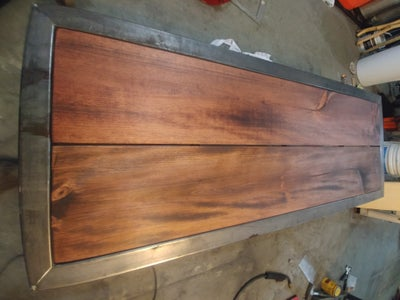 Staining Wood and Finish Painting