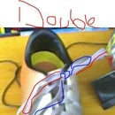 How to make a double knot with your shoelaces