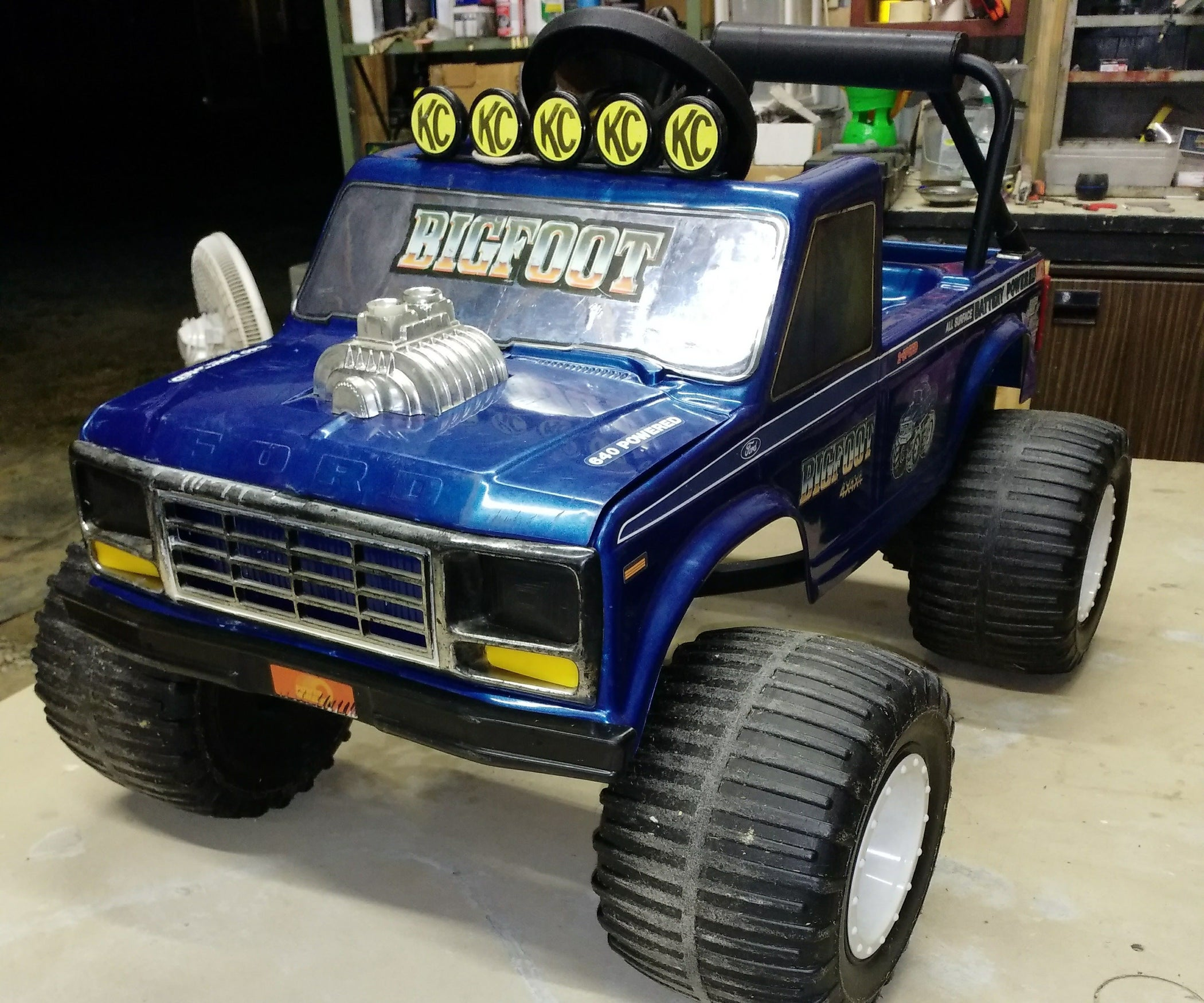 Power Wheels For Big Kids >> Installing New Motors on Power Wheels: 7 Steps (with Pictures)