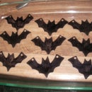 Shrinky Dink Bat Necklaces