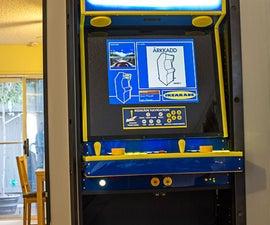 Ikeakade - Hidden Arcade Cabinet