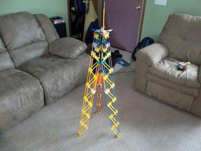 Easy Folding Tri-pod