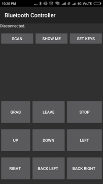 Picture of Configuring Android App