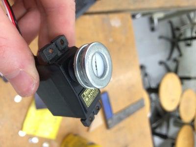 Modifying the Servo Motor