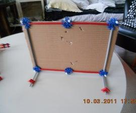 knex cardboard target