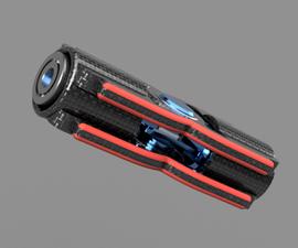 Piston Fidget Spinner