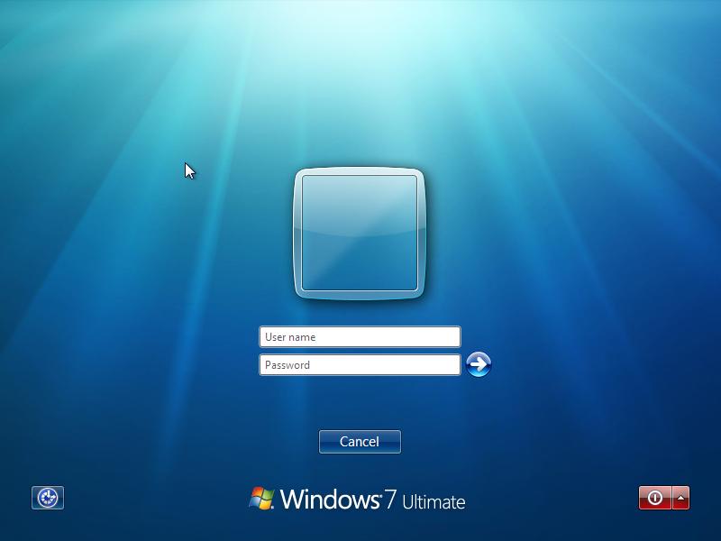 Picture of Get a Classic-like Logon Screen in Windows Vista